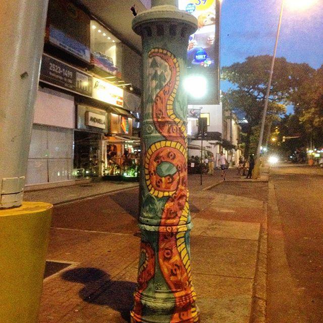 Art done by @marciopxe #graffiti #streetart #streetartrio #streetartglobe #urbanart #spraydaily #muralsdaily #ipanema #riodejaneiro #brazil