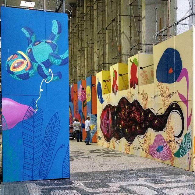 Caixa cultural #kaduori #kaduoriginal #graffiti #streetart #streetartrio @panmelacastro