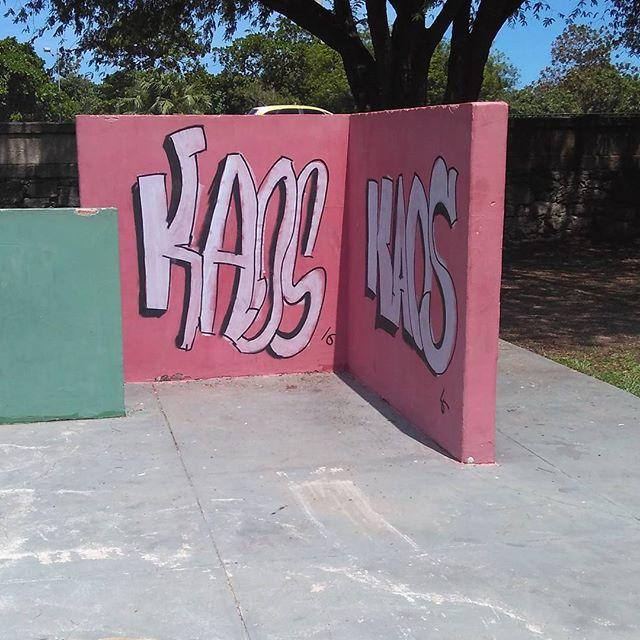 Kaos #Kaos #graffitirj #ColorGin #ArteUrbanaRJ #ArteUrbana #StreetArtRio #StreetArt