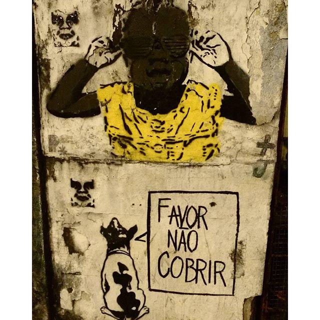 Laranjeiras #laranjeiras #riodejaneiro #rio #rj #streetart #urbanart #stencil #street #streetphoto_brasil #streetphoto #arteurbana #arte #streetartrio