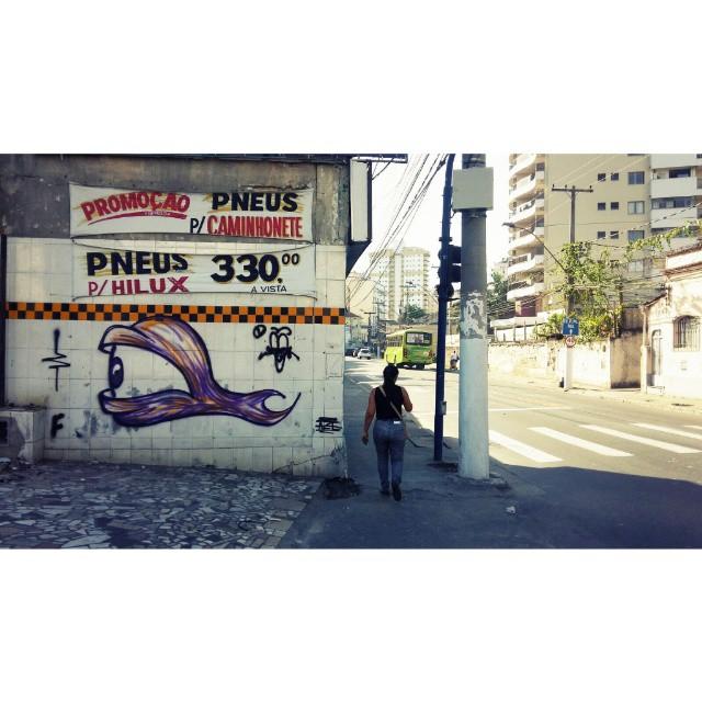 Mario Vianna #niteroi #graffiti #streetart #streetbombing #rjvandal #streetartrio
