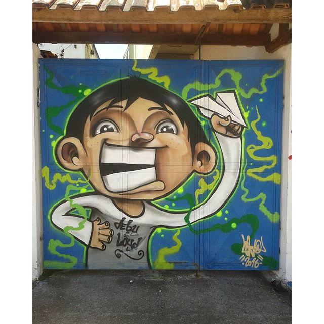 Resende city #graffitart #streetArtRio #resendegraffiti #fivestarfamily #thementescrew