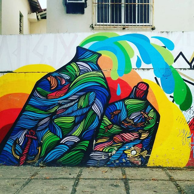 #StreetArtRio do @brunobig