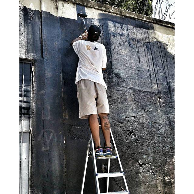Tamo na rua ! #graffiti #graffitiart #streetart #art #arte #arteurbana #graffitikings #letters #weloveletters #artsy #drawing #SprayArt #vscocam #wildstyle #wildstylegraffiti #graffitilovers #streetartrio #Blopa #BlopaOne #snapseed