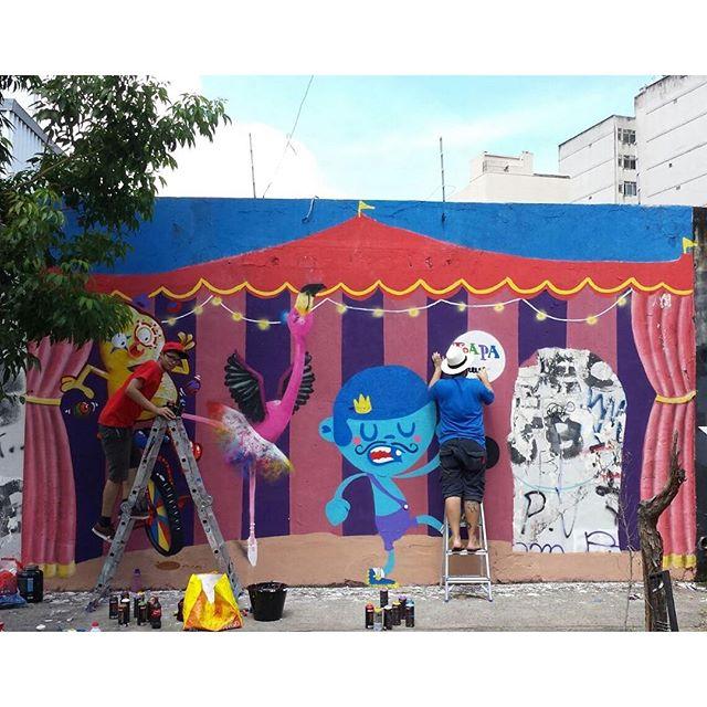 Trapa Circus!