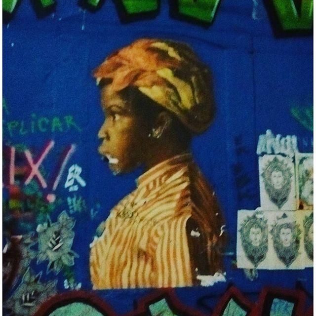 Un perfil #streetart #streetartrio