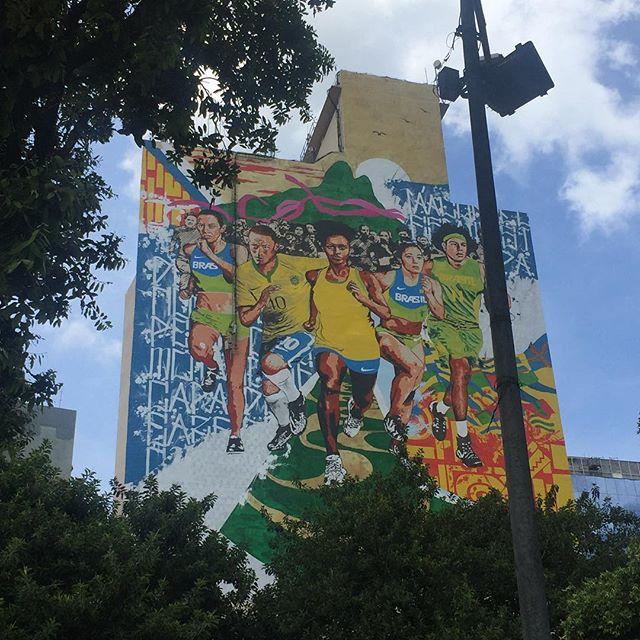 Vai Brasil! #lapa #rio #brasil #streetart #streetartrio #arcodalapa