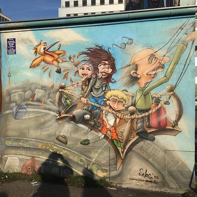 #arte #streetart #StreetArtRio #graffiti #art #instagraffiti #wall #pels #berlin #berlim #trip #berlinart #berlinstreetart