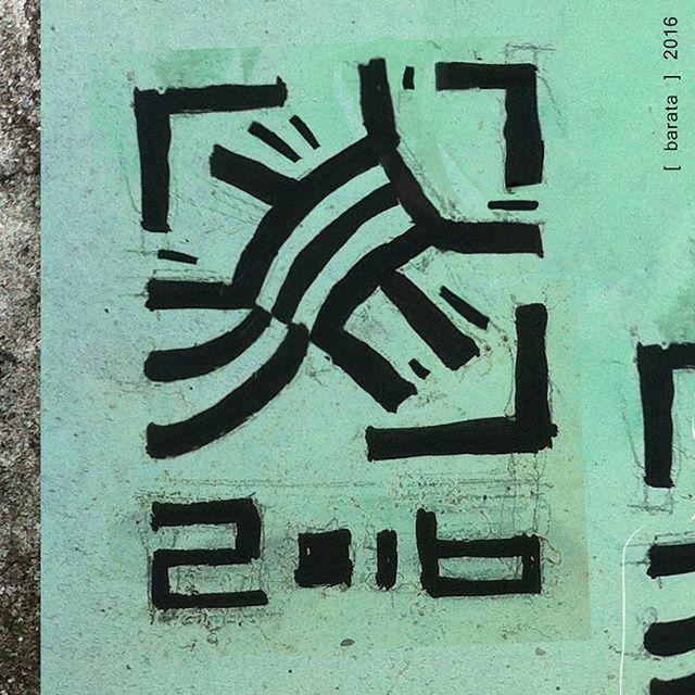 [barata] 2016 #i_support_street_art #streetart_official #isupportstreetart #streetartbrasil #stencil #estêncil #streetartrio #streetart #instagrafite #mtnrio #mtnbrasil #mtnword #montanacolors #streetartofficial #streetartphotography #graffitiart #art #streetart #instagraffiti #streetartist #graffiti #stencil #urbanart #streetarteverywhere #streetartblvd