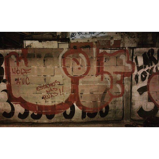 #calvinwolf #wolf #vandal #Freestyle #streetartrio #instagrafite #graffiti De rolinho! !