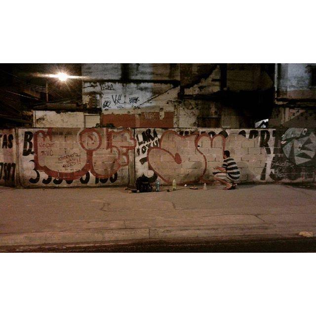 #calvinwolf #wolf #vandal #Freestyle #streetartrio #instagrafite #graffiti Dyc em ação