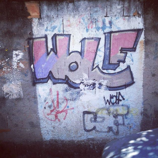 #calvinwolf #wolf #vandal #graffiti #instagrafite #streetartrio #AVCrew Nunca esqueça suas origens ,onde tudo começou !!