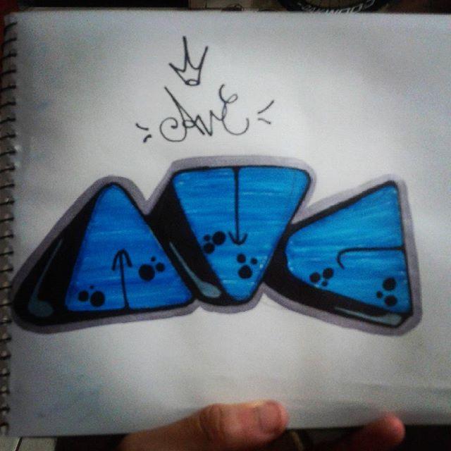 #calvinwolf #wolf #vandal #letter #graffiti #instagrafite #streetartrio #AVCrew AVC não é bagunça, quem é sabe !!