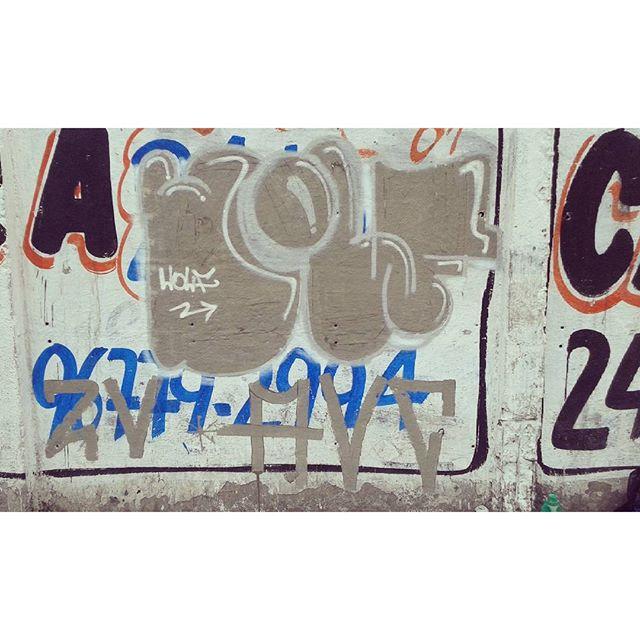 #calvinwolf #wolf #vandal #letter #graffiti #instagrafite #streetartrio #AVCrew