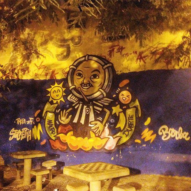 #graffiti #grafporn #streetart #streetartrio #streetartglobe #urbanart #spraydaily #muralsdaily #botafogo #riodejaneiro #brazil