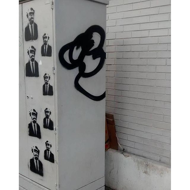por: @natafamilia, @idolnoproject • #rjvandal #streetartrio #streetart #graffiti #graffitiart #art #riodejaneiro #tags #tagsandthrows #throwsup #throwsupz #bombing #bomb #grafite #artist #artoftheday #arteurbana #rj #urbanart #artederua #rua #graffitiwall #sprayart #vandal #galeriaceuaberto #olheosmuros #bombingbrasil #graffitirio #art #makeart