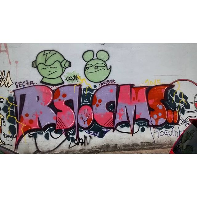 por: #sekta @loscms cms • #rjvandal #streetartrio #streetart #graffiti #graffitiart #art #riodejaneiro #tags #tagsandthrows #throwsup #throwsupz #bombing #bomb #grafite #artist #artoftheday #arteurbana #rj #urbanart #artederua #rua #graffitiwall #sprayart #vandal #galeriaceuaberto #olheosmuros #bombingbrasil #graffitirio #art #makeartnotwar
