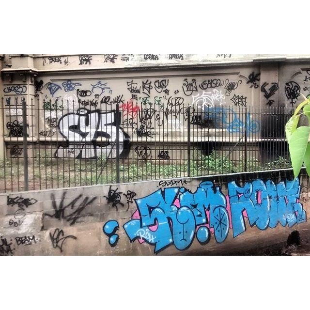 por: #xarpirj @l_u_o_c @sy5 @northeum • #rjvandal #streetartrio #streetart #graffiti #graffitiart #art #riodejaneiro #tags #tagsandthrows #throwsup #throwsupz #bombing #bomb #grafite #artist #artoftheday #arteurbana #rj #urbanart #artederua #rua #graffitiwall #sprayart #vandal #galeriaceuaberto #olheosmuros #bombingbrasil #graffitirio #art #makeart