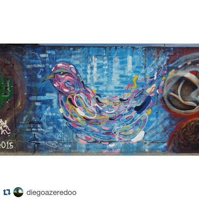 #repost ultimo painel de 2015, feito no freestyle. #tbt #graffiti #streetartrio #rj #streetart #niteroi #blackbook #sketchbook #arteurbana