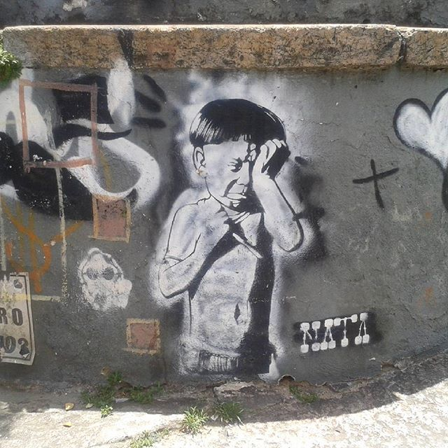 #streetart #streetartrio #botafogo #nata #streetarteverywhere #streetartandgraffiti #streetartofficial #arteurbano #vivario #artofthestreets #riodejaniero #iloverio #igersriodejaneiro #igersrio #thisisrio #travelsouthamerica #riostreetart