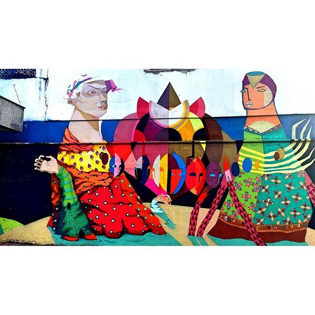 #streetartrio Botafogo rua Real Grandesa