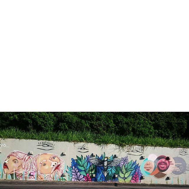 #streetartrio #streetart #bobi #enivo #big #artrua