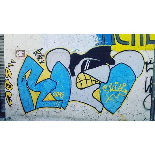 #vamoscoloriromundoirúúú #streetartrio #graffit #artderua #bomb #ADC #100tropark