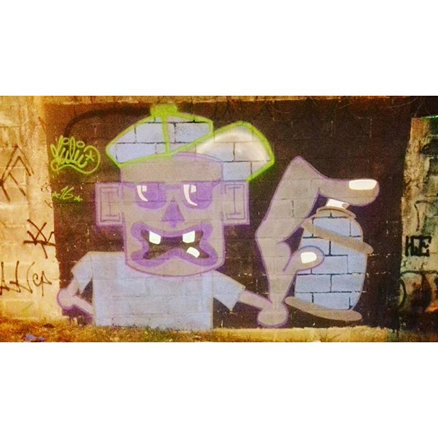 #vamoscoloriromundoirúúú #streetartrio #graffit #instagraffit #artderua #100tropark #ADC