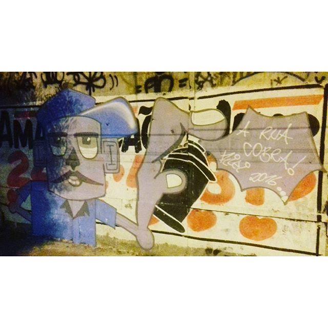 #vamoscoloriromundoirúúú #streetartrio #instagraffit