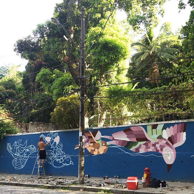 #wip #graffiti #santateresa #riodejaneiro #streetartrio #artederua #mast #mastcora
