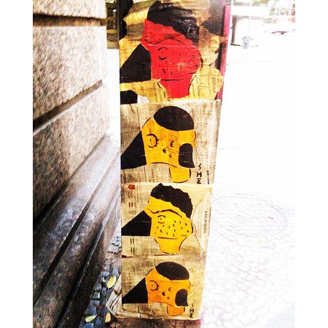 ️ #color #cores #calor #draw #pop #desenho #ilustra #ink #impressao #print #rj #street #streetartrio #streetart #art #arte #artderua #arteurbana #urban #urbanart