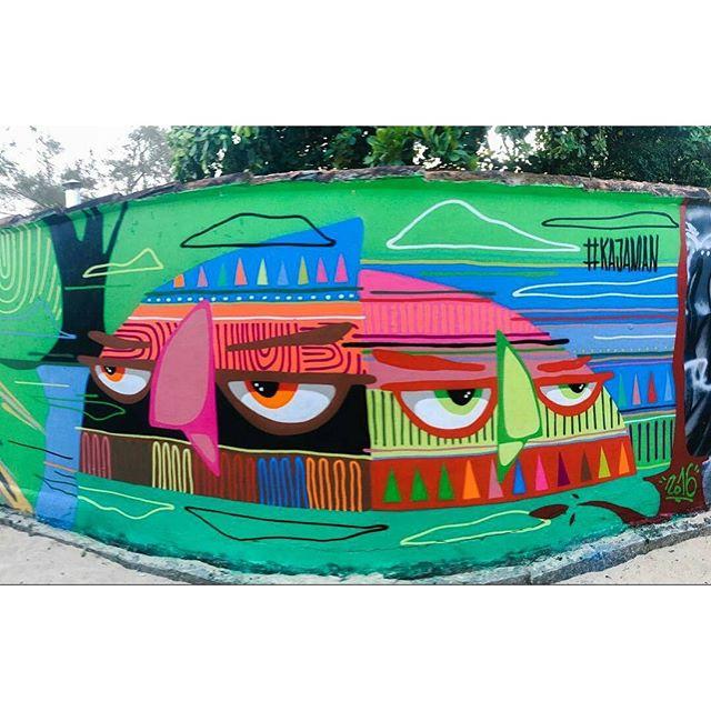 @kajaman нарисовал в Армасан-дус-Бузиус (Бразилия). #kajaman #streetartrio #streetartrj #graffitirio #graffitirj #streetartbrazil #streetartbrasil #streetartbr #brazilstreetart #graffitibrasil #brasilgraffiti #brazilgraffiti #igersbrazil #ig_brazil #graffitibrazil #граффити_tschelovek #streetart #urbanart #graffiti #mural #стритарт #граффити #wallart #graffitiart #artederua #arteurbana #streetart_daily #streetarteverywhere