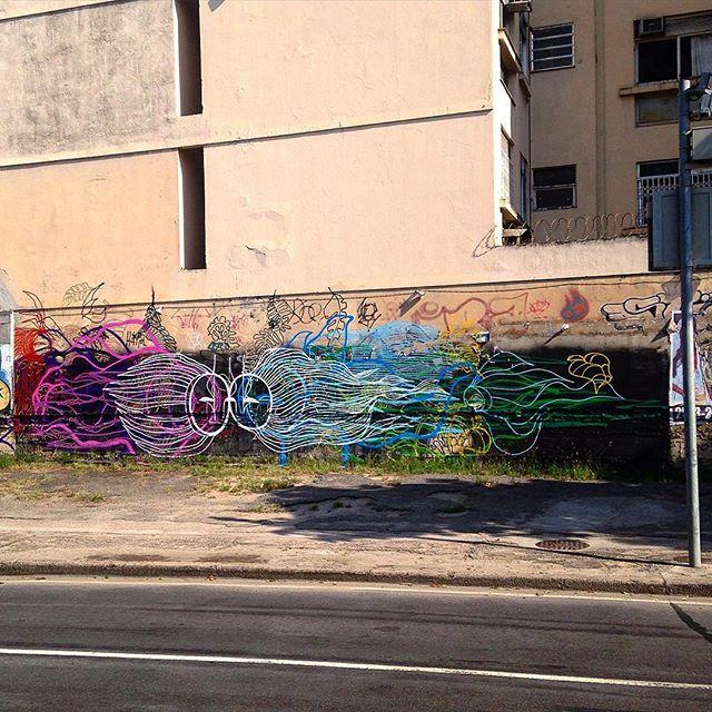 @pia_malingua na Tijuca. #arteurbana #culturaderua #instagrafite #rj #streetart #streetartrj #streetartrio #streetarthunter #tijuca