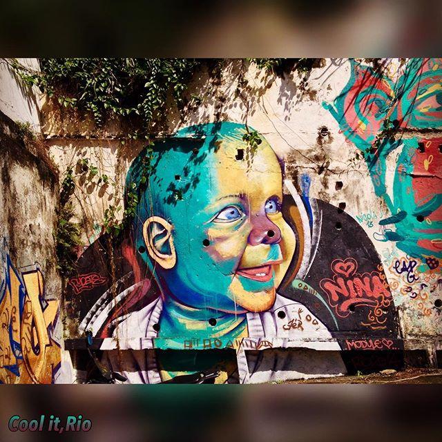 Nina. Urca,Rio de Janeiro. **** #urca #riodejaneiro #iedrio #praiadaurca #nina #streetart #riodejaneiro50grausoficial #streetartrio #arteurbanabr #artrio #rio4gringos #instagrafite #orionaoesopraia #riodejaneirotips #grafitti #oquefazernorio #artcore #riodejaneirotrip #grafittiart #esseemeurio #streetart_inc #imagenserrejota #arterua #my_synchronicity #esseemeurio #streetartglobe #globalstreetart #streetartnews #grafittihunters #grafite