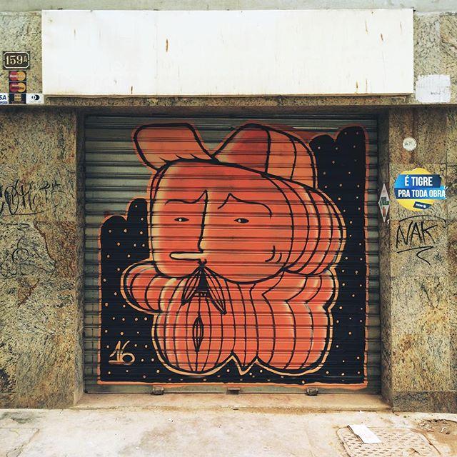 Pelas ruas, por ai.... #liu #arte #dope #dopin #artes #artederua #arteurbana #graff #graffiti #streetart #vandal #vandalism #rjvandal #streetartrio #welovebombing #rio