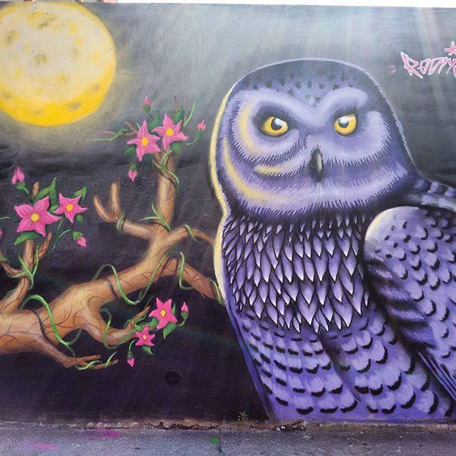 Rolou os retoques finais.. #graffitATO #pedroernesto #streetart #streetartrio #RodriCool