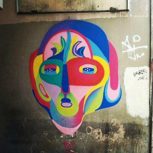 #StreetArtRio da @tainancabral