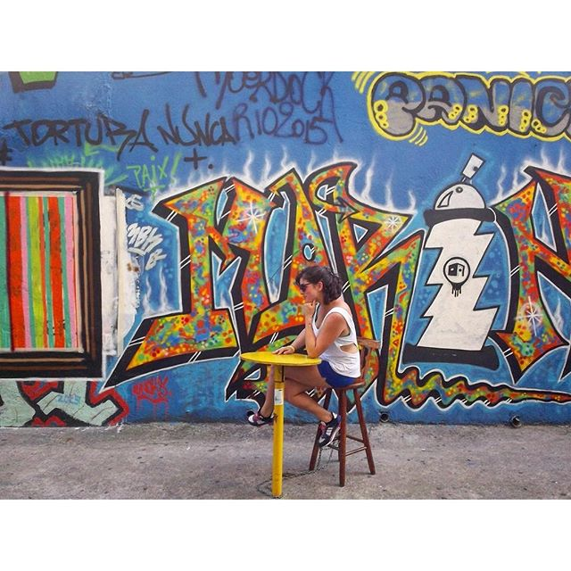 #escadriaselaron #street #riodejaneiro #riostreetstyle #streetartrio #colors #carnaval2016 #carnavalrio2016 #holydays #birtday #igersbrasil #igersfrance #igerstoulouse #arteurbano #urbanart #graffitiart #graffiti #cheerz