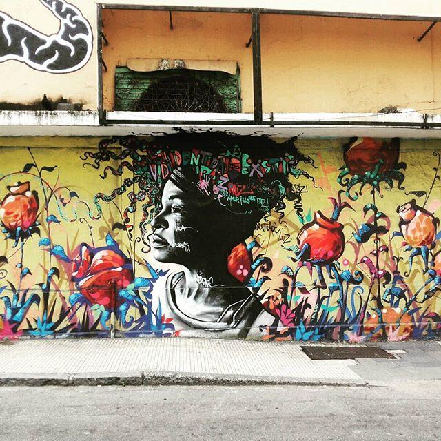 #rioeuteamo #streetartrio #rua
