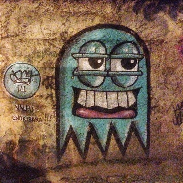 Art done by @castleonardo #graffiti #grafporn #streetart #streetartrio #streetartglobe #urbanart #spraydaily #muralsdaily #lapa #riodejaneiro #Brazil