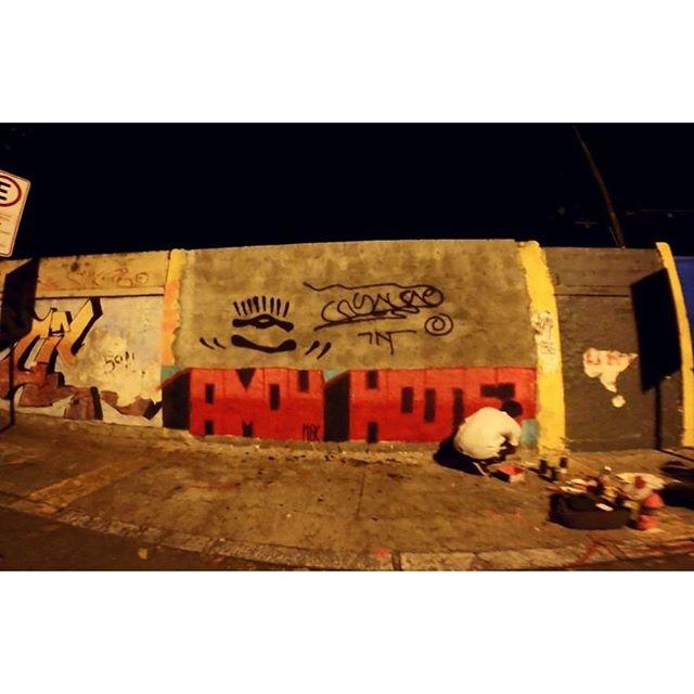 Falando de amor #amouhoje #streetartrio #botafogo