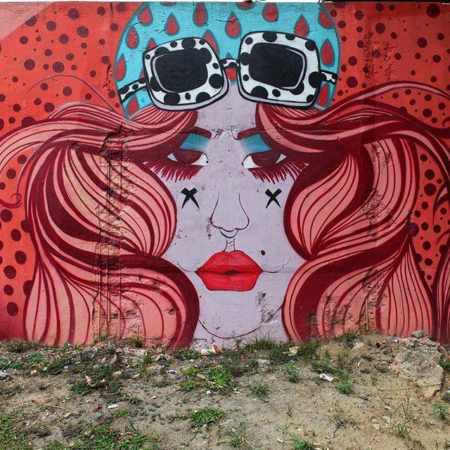 Mural by *please tag the artist* for @Metro_Rio in Nova América in Rio de Janeiro, Brazil. Beautiful!