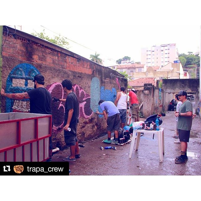 #Repost @trapa_crew with @repostapp ・・・ Vila isabel! #tijuca #vilaisabel #spray #graff #lovegraff #streetartrio #hiphop #mtn #colorginarteurbana #graffitirj