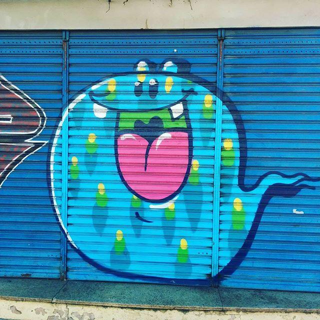 #StreetArtRio do @tozfbc