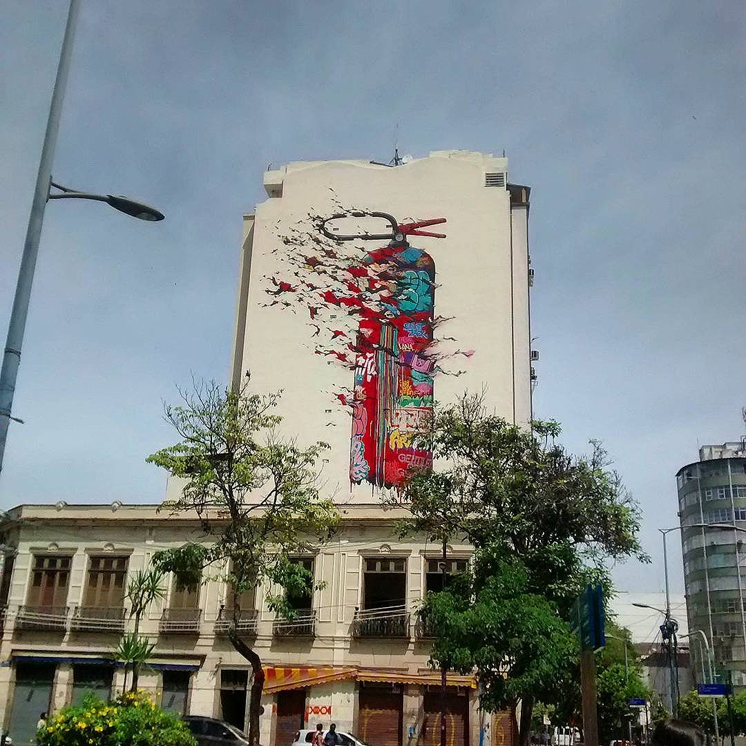 #arteurbano #streetartrio