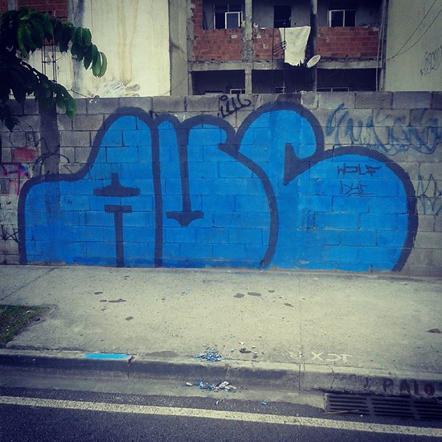 #calvinwolf #wolf #vandal #letter #graffiti #instagrafite #streetartrio #AVCrew @luan.dyc Estamos presentes !!!