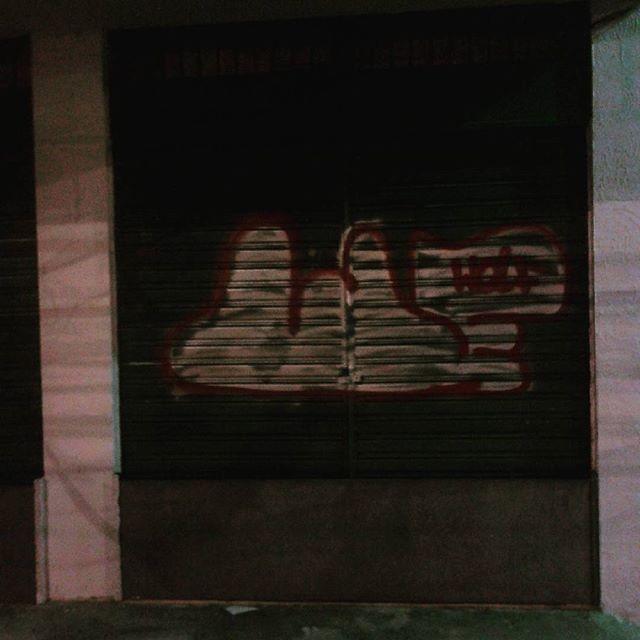 #calvinwolf #wolf #vandal #letter #graffiti #instagrafite #streetartrio #AVCrew Resistência .grafite não morreu! !