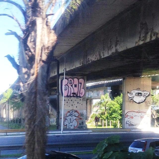 #floripa #streetart #streetartrio
