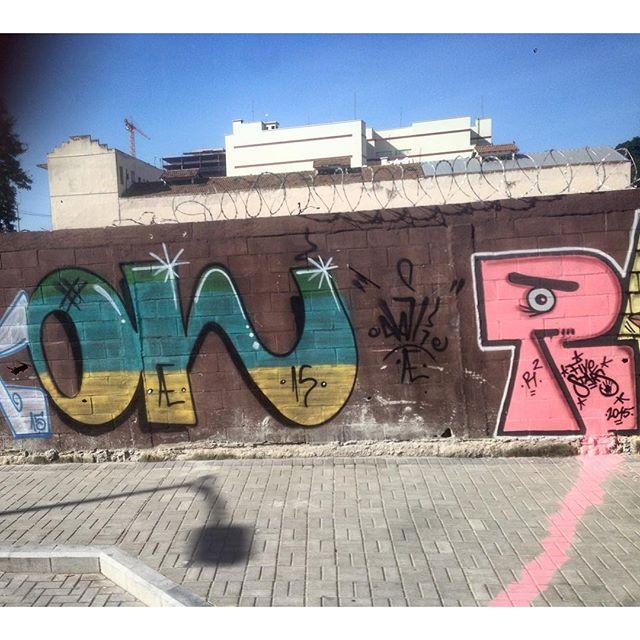 #graffiti #grafporn #streetartrio #streetart #streetartglobe #urbanart #spraydaily #muralsdaily #riodejaneiro #Brazil