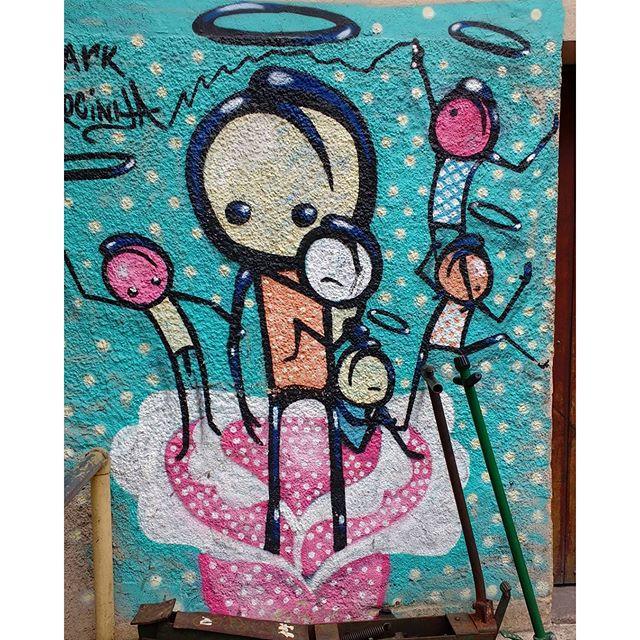 #grafiterj #graffitiigers #graffiti #streetartrio #urbanart #streetart #sprayart #warkrocinha #anjo #graffitiart